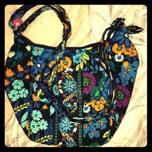 NWOT Vera Bradley purse + free gift!!